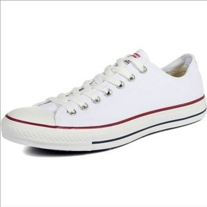 New Converse Chuck Taylor All Star low tops